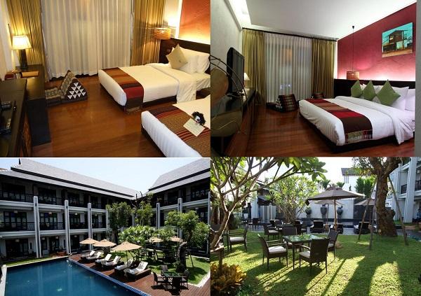 Khách sạn đẹp ở Chiang Mai tiện nghi, sạch đẹp, chất lượng tốt. Nên ở khách sạn nào Chiang Mai? De Lanna Hotel