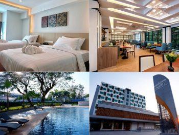 Khách sạn đẹp ở Chiang Rai tiện nghi gần nhà hàng, quán ăn. Du lịch Chiang Rai ở đâu, khách sạn nào đẹp, tiện nghi? Sann Hotel Chiang Rai