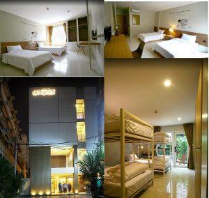 Khách sạn giá rẻ đẹp ở Bangkok gần Hoàng Cung. Bangkok có khách sạn nào giá rẻ, vị trí đẹp? Chern Hostel