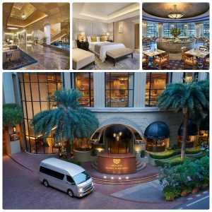 Sheraton Grande Sukhumvit A Luxury Collection là một trong những khách sạn ở Sukhumvit gần trung tâm thành phố Bangkok