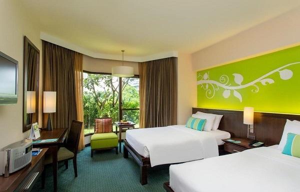 Khách sạn nên thuê ở Pattaya. Du lịch Pattaya nên ở đâu? The Bay View