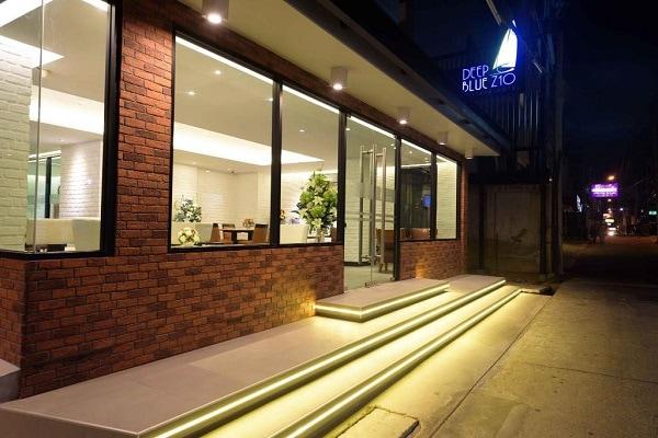 Khách sạn tốt nhất ở Pattaya. The Deep