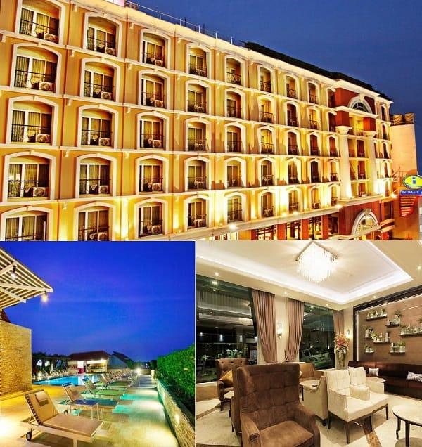Khách sạn nổi tiếng ở Pattaya nên thuê. Intimate Hotel Pattaya