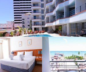 Kinh nghiệm chọn phòng khách sạn ở Pattaya. Khách sạn tốt nhất Pattaya