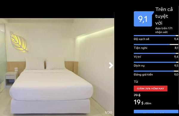 Khách sạn giá rẻ chất lượng tốt ở Pattaya. Kinh nghiệm chọn phòng khách sạn ở Pattaya. SnoozZotel