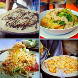 Kinh nghiệm ăn uống ở Bangkok tiết kiệm: ăn đồ Thái