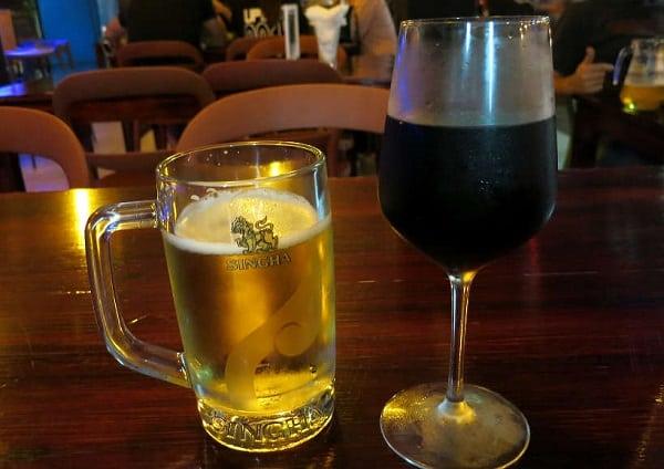 Kinh nghiệm ăn uống ở Bangkok, dùng đồ uống đúng cách