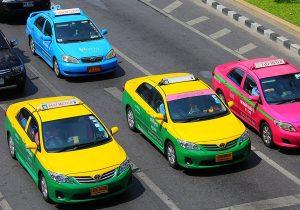 Đi taxi ở Thái Lan, tham khảo kinh nghiệm đi taxi Thái Lan đầy đủ, chi tiết nhất