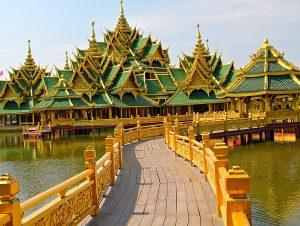 Kinh nghiệm du lịch Ancient Siam City Park Bangkok: Review Ancient City chi tiết về giá vé, giờ mở cửa