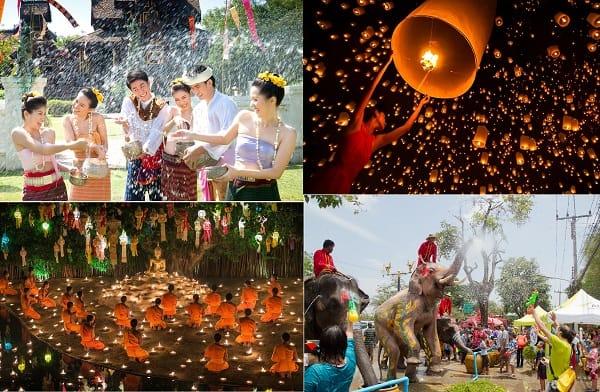 Kinh nghiệm du lịch Thái Lan tự túc: Du lịch Thái Lan mùa nào, tháng mấy đẹp nhất?