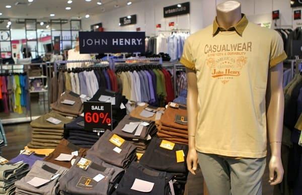Mua sắm ở Bangkok Fashioin Outlet, mua những mặt hàng thời trang giảm giá