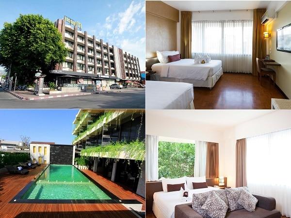 Nên ở khách sạn nào Chiang Mai vị trí đẹp, giá tốt? Khách sạn cao cấp ở Chiang Mai giá bình dân, Hotel M