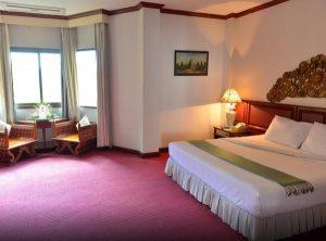 Nhà nghỉ bình dân ở Chiang Rai, nhà nghỉ giá rẻ chất lượng Inn Come Hotel