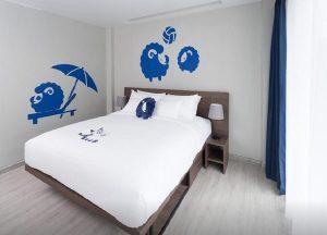 Nhà nghỉ giá rẻ ở Krabi. Nhà nghỉ Kokotel Krabi Oasis