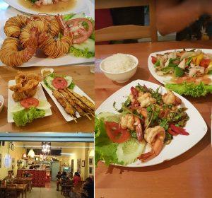 Quán ăn ngon ở Bangkok nổi tiếng, giá rẻ: Du lịch Bangkok ăn ở đâu ngon? Tealicious Bangkok Restaurant