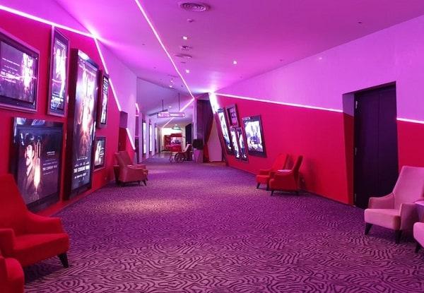 Rạp chiếu phim ở Bangkok, Quartier CineArt