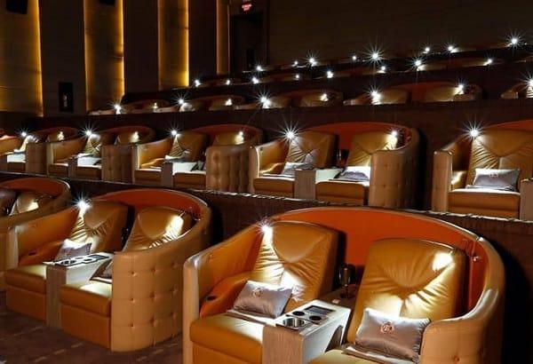 Embassy Diplomat Screens, rạp chiếu phim ở Bangkok sang trọng nhất