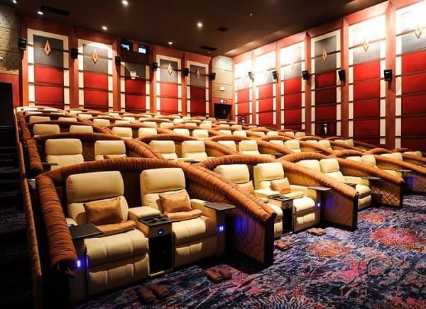 Paragon Cineplex, rạp chiếu phim ở Bangkok có chất lượng tốt