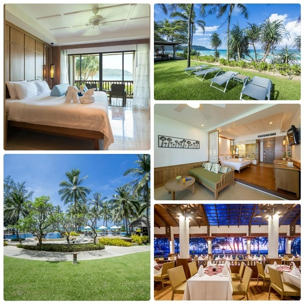 Katathani Phuket Beach Resort - Resort ở Phuket đẹp và sang trọng