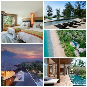 Renaissance Phuket Resort & Spa, một resort đẹp và tiện nghi ở Phuket