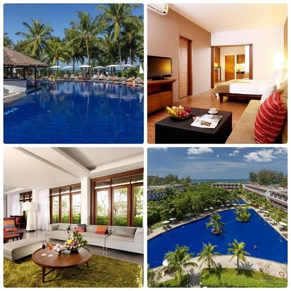 Khu nghỉ dưỡng, resort ở Phuket giá tốt, tiện nghi: Kamala Beach Resort