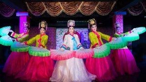 Show Blue Dragon Cabaret. Show chuyển giới nổi tiếng tại Krabi