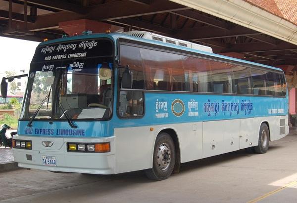 TOP 5 xe khách Việt Nam Thái Lan uy tín, giá rẻ. Xe khách đi Thái Lan từ Hà Nội, TP Hồ Chí Minh, Việt Nam
