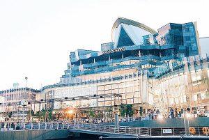 Trung tâm thương mại IconSiam ở Bangkok