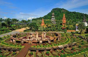 Những thông tin cần biết về vườn nhiệt đới Nong Nooch: Địa chỉ, giá vé, giờ mở cửa