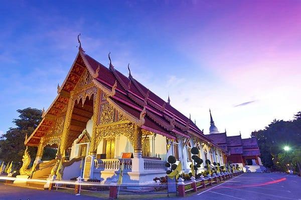 Những ngôi đền - chùa linh thiêng ở Chiang Mai