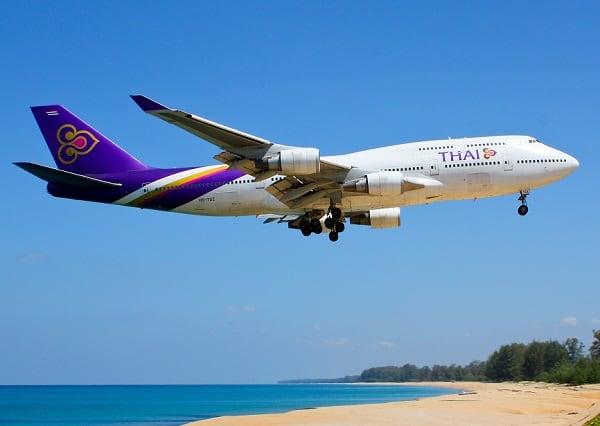 Đi từ Bangkok tới Phuket bằng cách nào nhanh chóng, thuận tiện? Di chuyển từ Bangkok tới Phuket bằng máy bay