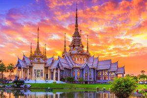 Không biết Tiếng Anh có đi Thái Lan được không?