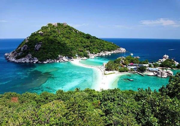Cách di chuyên từ Bangkok đến Koh Samui, hòn đảo tuyệt đẹp của Thái Lan