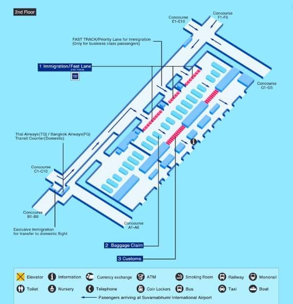 Sân bay Quốc tế ở Thái Lan. Sân bay Quốc tế ở Thái Lan có chuyến bay thẳng đến Việt Nam. Sân bay quốc tế Suvarnabhumi