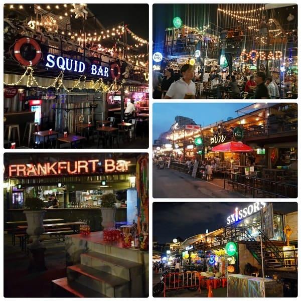 Địa chỉ chợ Ratchada Rot Fai Train Night Market ở đâu? Chợ đêm đường ray Rachada