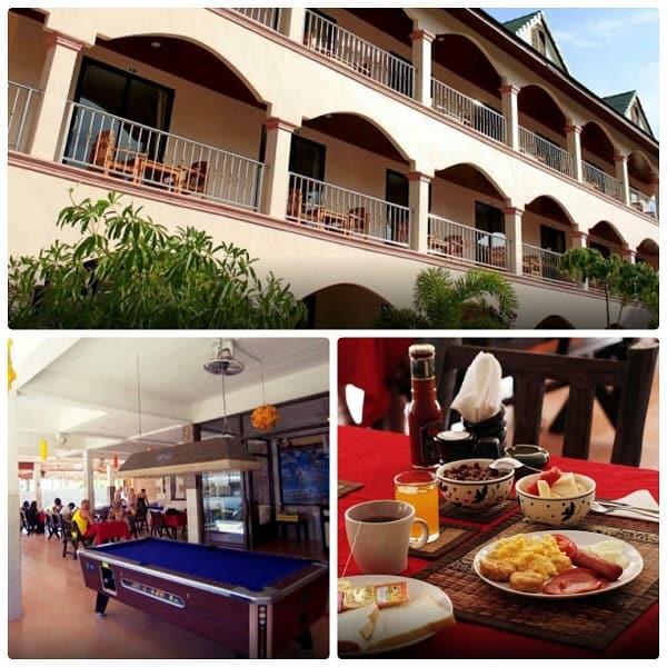 Khách sạn ở Koh Samui giá tốt Lotus Friendly Hotel. Khách sạn giá rẻ ở Koh Samui