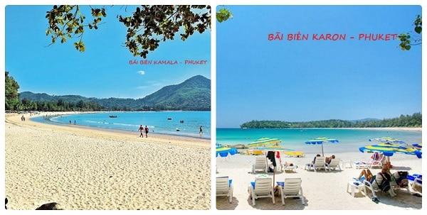 Bãi biển Kamala, Kron là địa điểm vui chơi ăn uống tốt nhất cho chuyến du lịch Phuket giá rẻ