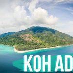 Du lịch đảo Koh Adang ở Thái Lan