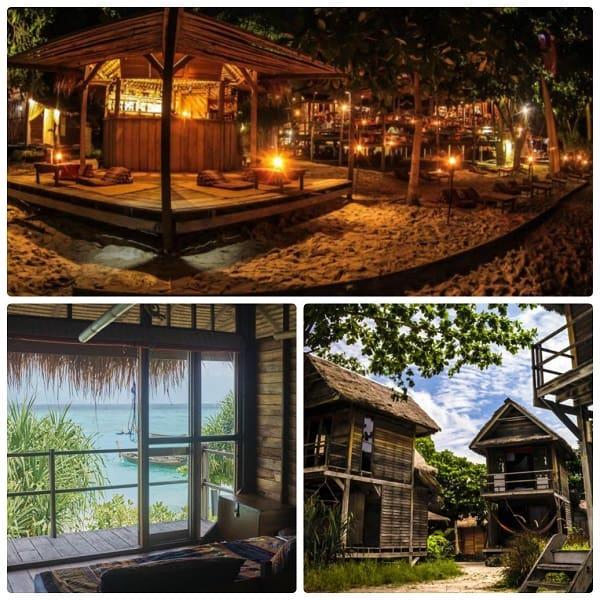 Du lịch đảo Koh Lipe ở tại khu nghỉ dưỡng Castaway Resort Koh Lipe địa điểm ngắm bình minh đẹp nhất