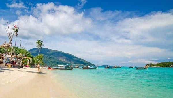 Du lịch đảo Koh Lipe khám phá bãi biển Bình Minh (Sunrise Beach)