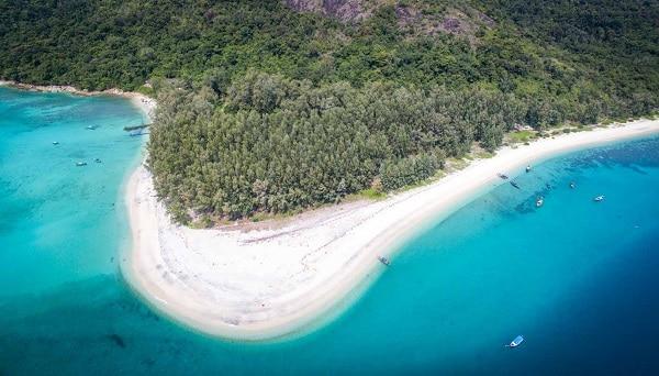 Du lịch đảo Koh Lipe khám phá Koh Adang hoang sơ