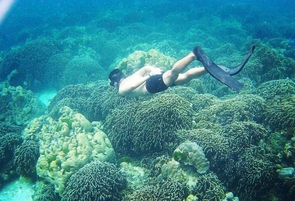 Du lịch đảo Koh Lipe trải nghiệm lặn biển thú vị