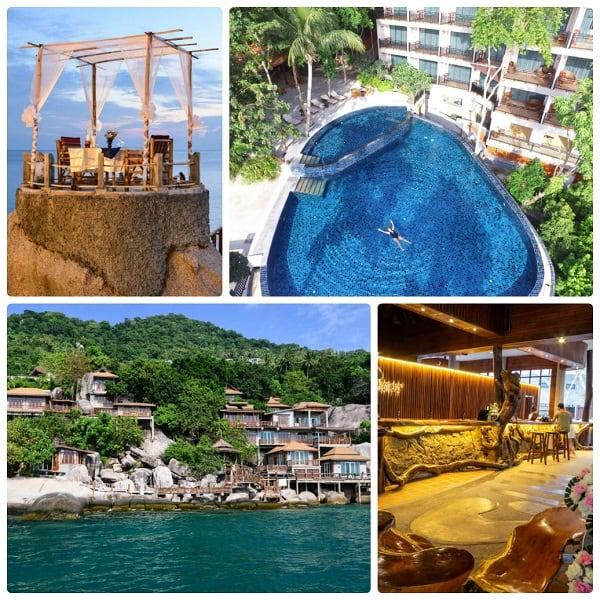 Du lịch đảo Koh Tao ở tại Khu nghỉ dưỡng Dusit Buncha Resort, gần các địa điểm tham quan nổi tiếng