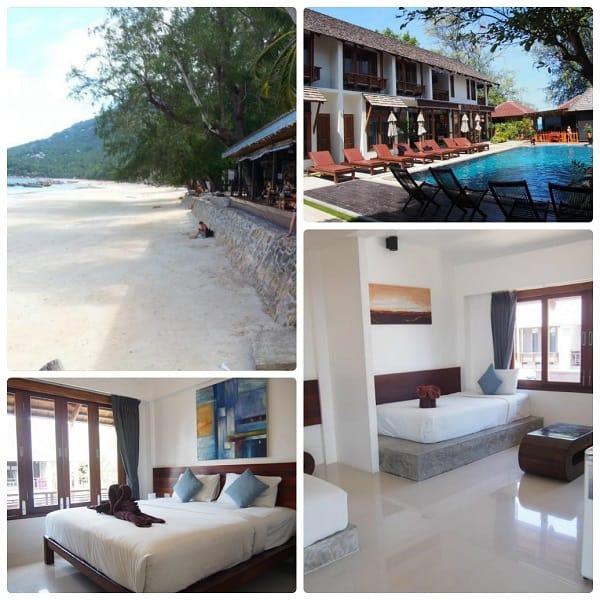 Khu nghỉ dưỡng Sairee Cottage Resort là địa điểm nghỉ dưỡng tốt nhất cho chuyến du lịch đảo Koh Tao, Thái Lan
