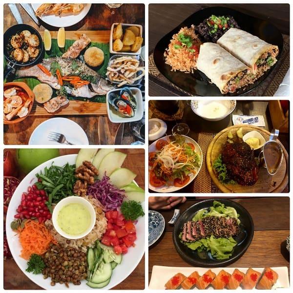 Du lịch đảo Koh Tao ghé thăm một số nhà hàng nổi tiếng