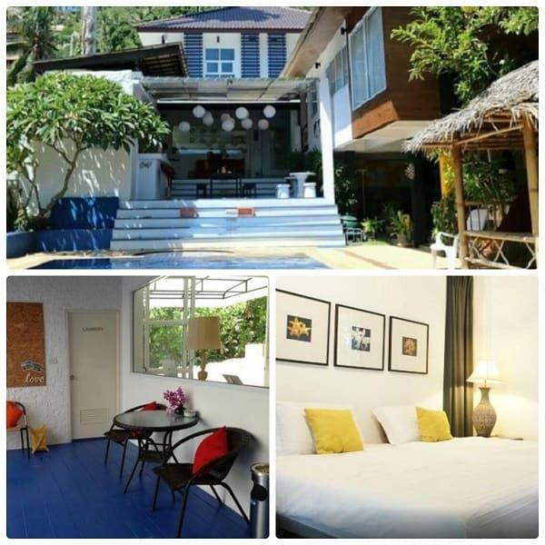 Du lịch Koh Samui nên ở khách sạn nào rẻ? Khách sạn Ananas Samui hostel