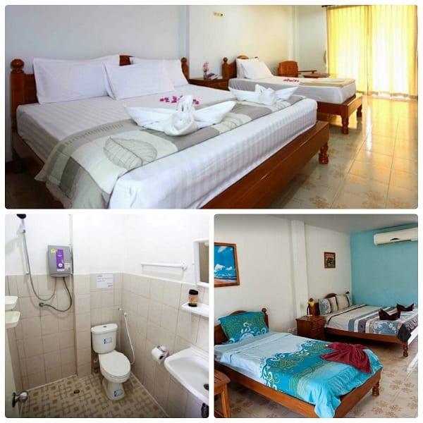 Khách sạn ở Koh Samui giá cả phải chăng Lotus Friendly Hotel. Khách sạn giá rẻ ở Koh Samui
