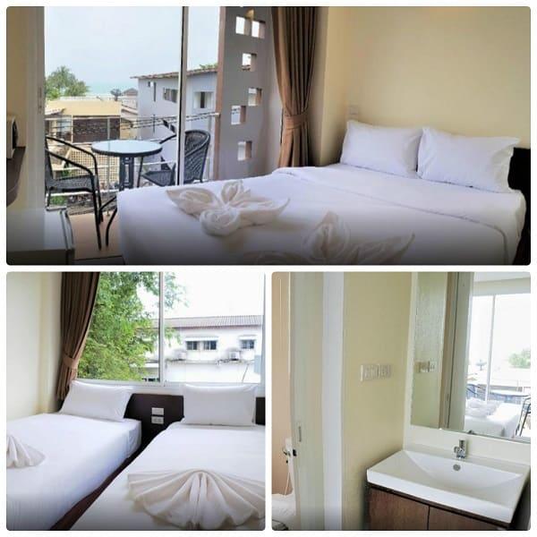 Khách sạn giá rẻ ở Koh Samui. Khách sạn 3 sao Top Hostel Samui