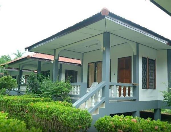 Khách sạn giá rẻ ở Koh Samui. Khách sạn 4 sao Baan Wasana