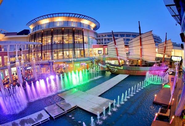Nên đi du lịch Phuket hay Pattaya, Jungceylong là trung tâm mua sắm lớn nhất Phuket